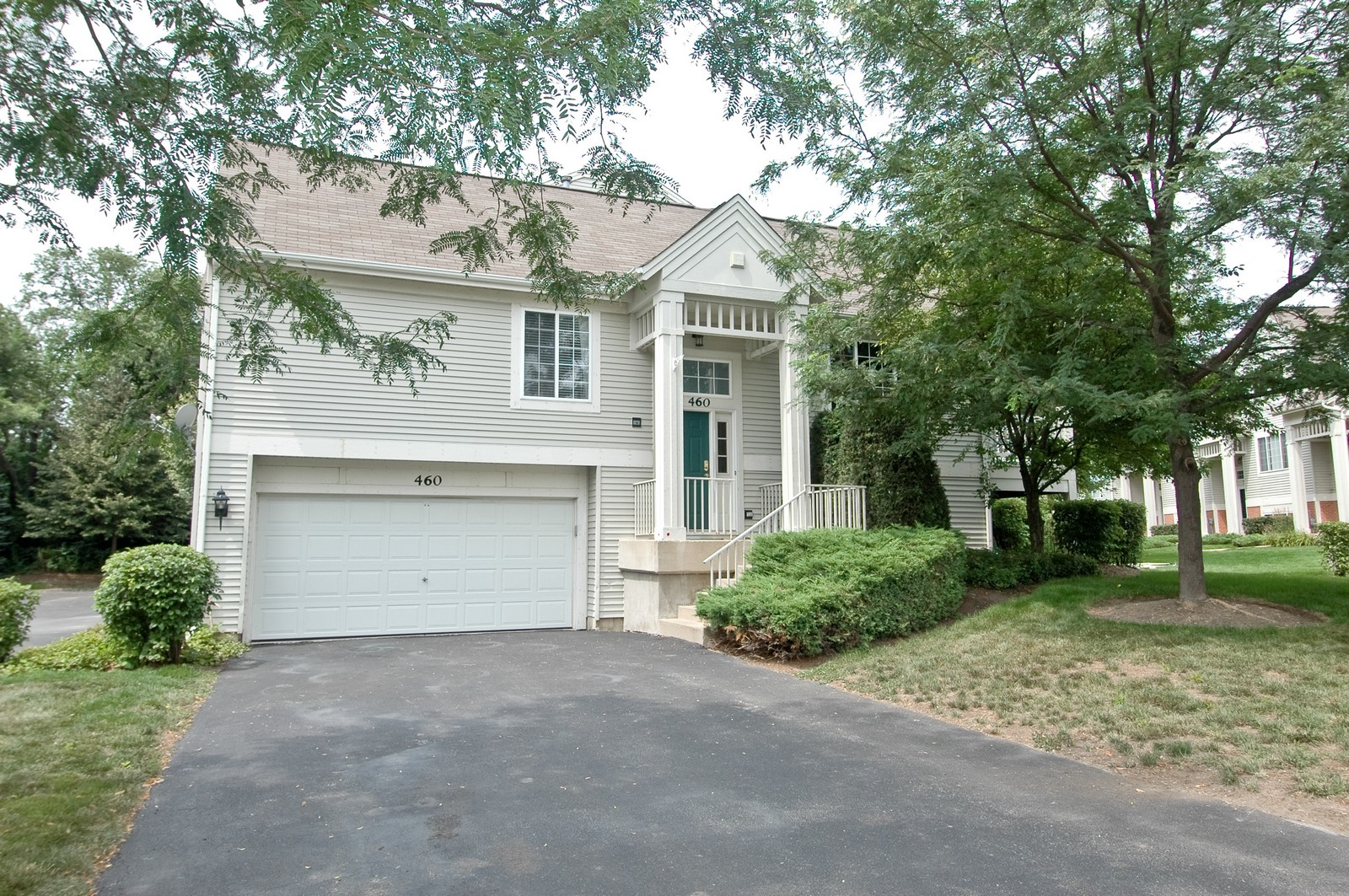 Real Estate Photography - 460 New Haven Dr, Unit 1, Cary, IL, 60013 - Front View
