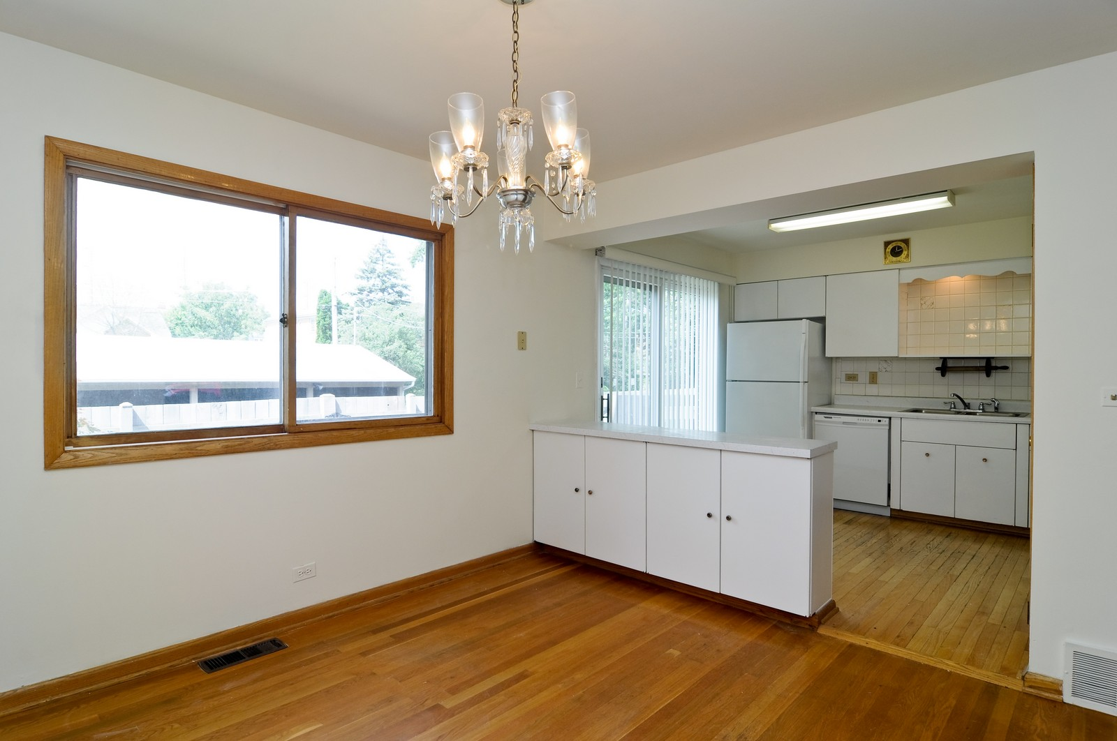 Real Estate Photography - 232 George St, Barrington, IL, 60010 - Dining Room