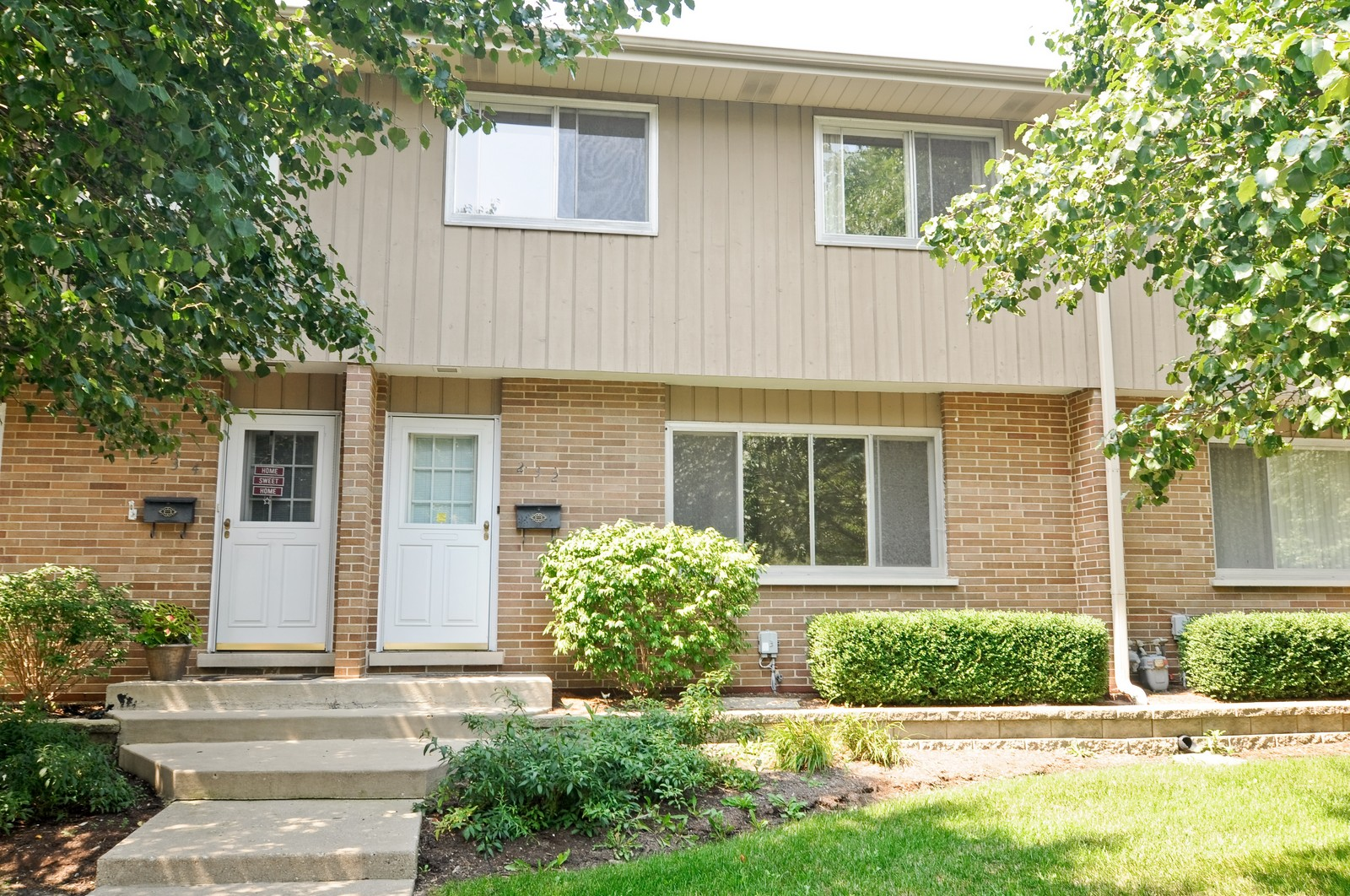 Real Estate Photography - 232 George St, Barrington, IL, 60010 - Front View