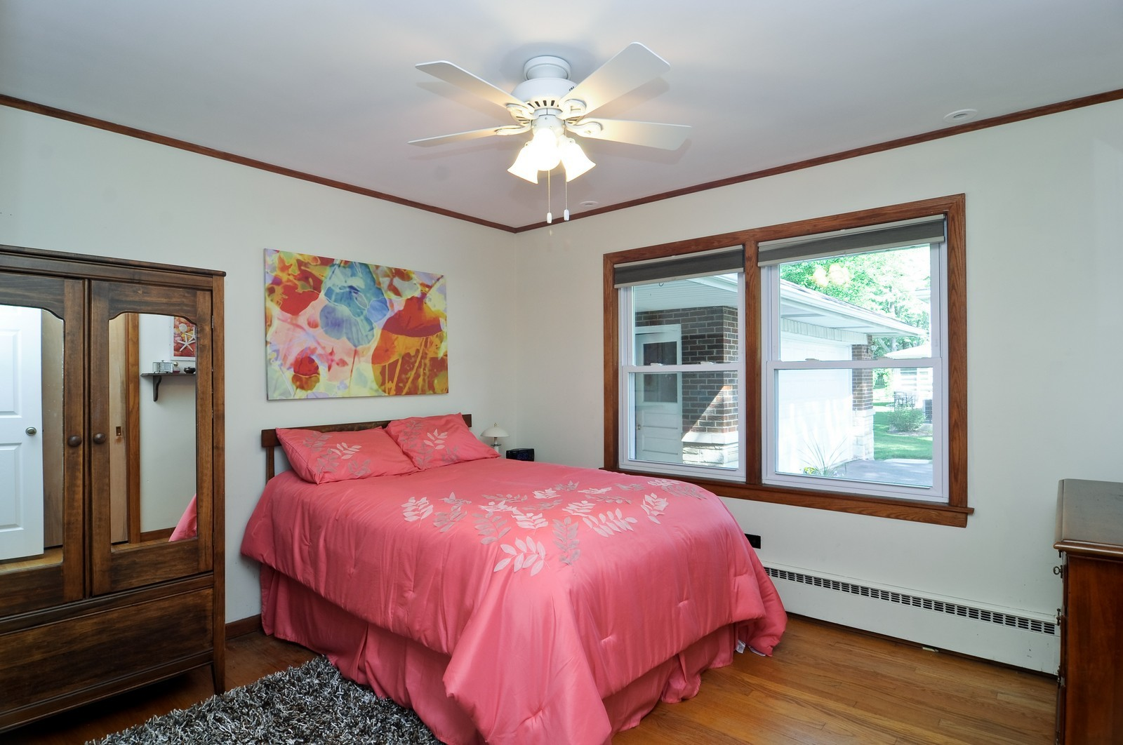 Real Estate Photography - 240 Sharon Dr, Barrington, IL, 60010 - 2nd Bedroom