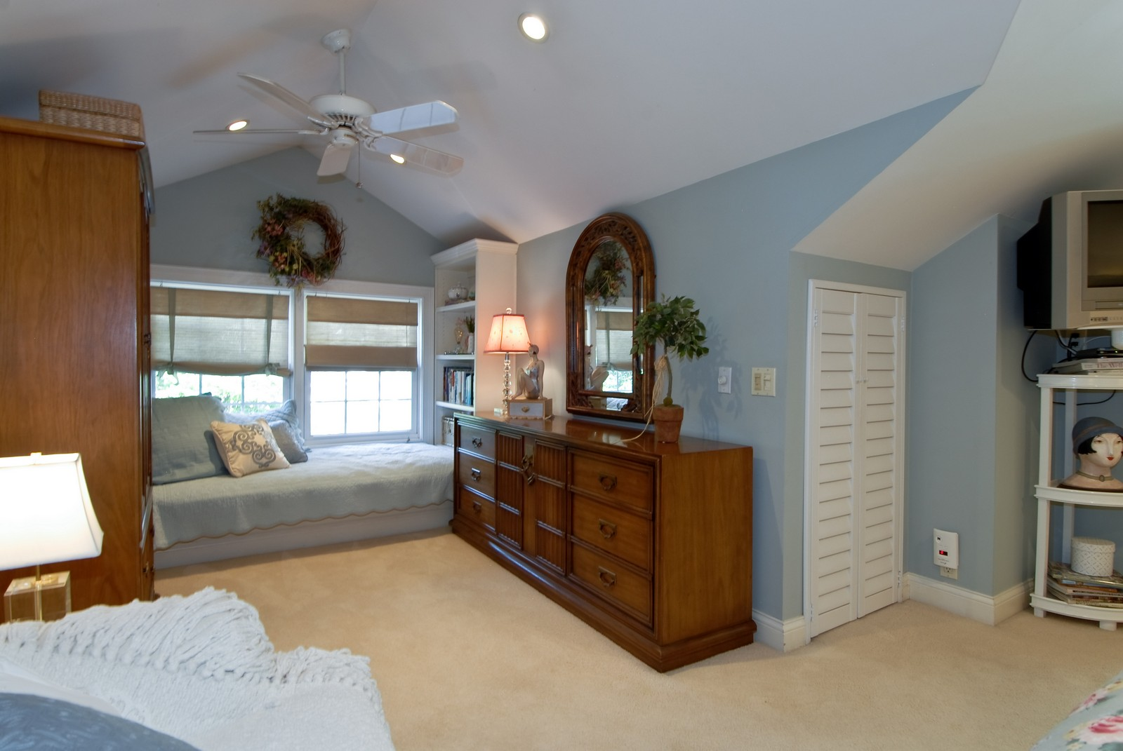 Real Estate Photography - 1031 Pine St, St Charles, IL, 60174 - Master Bedroom