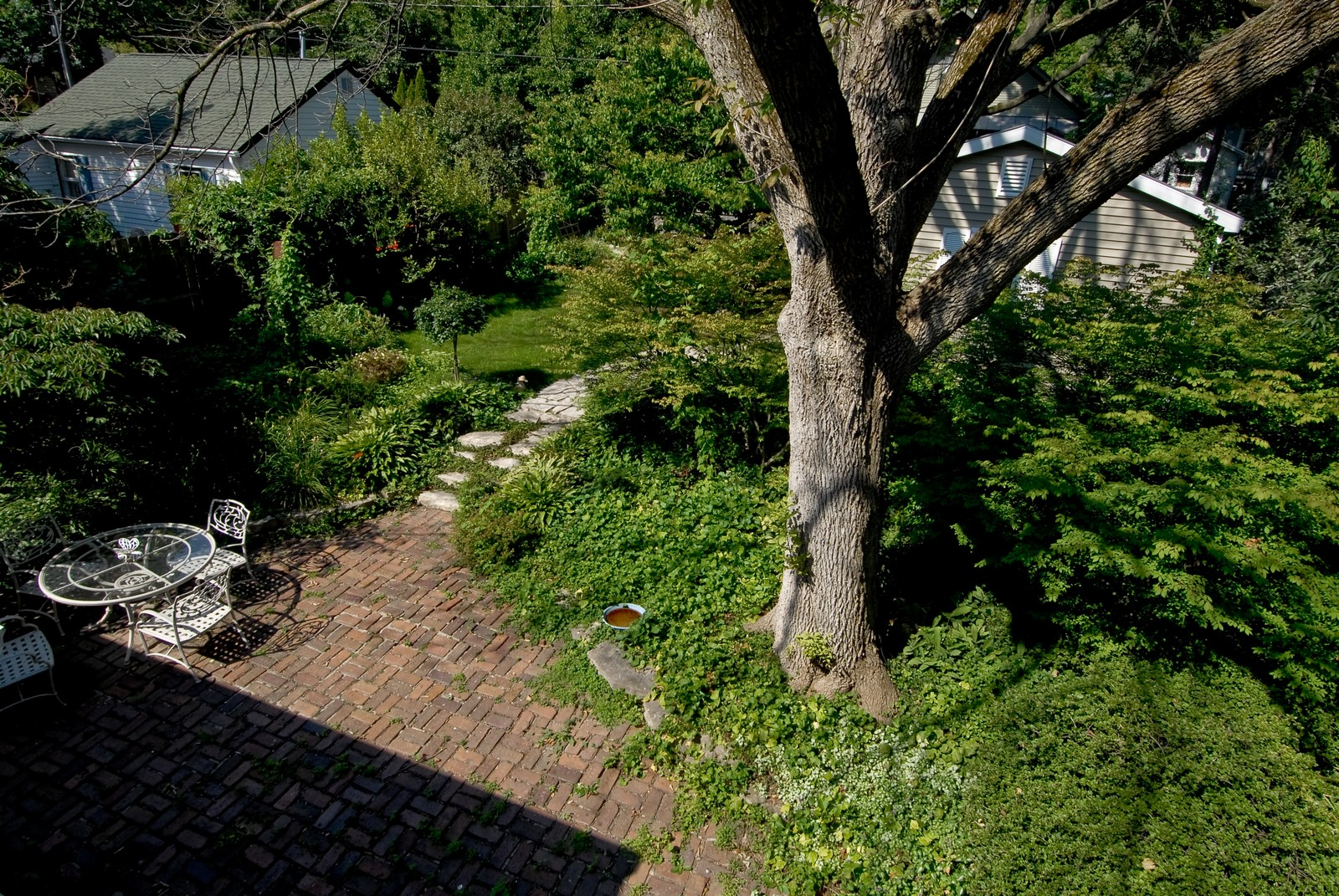 Real Estate Photography - 1031 Pine St, St Charles, IL, 60174 - Back Yard