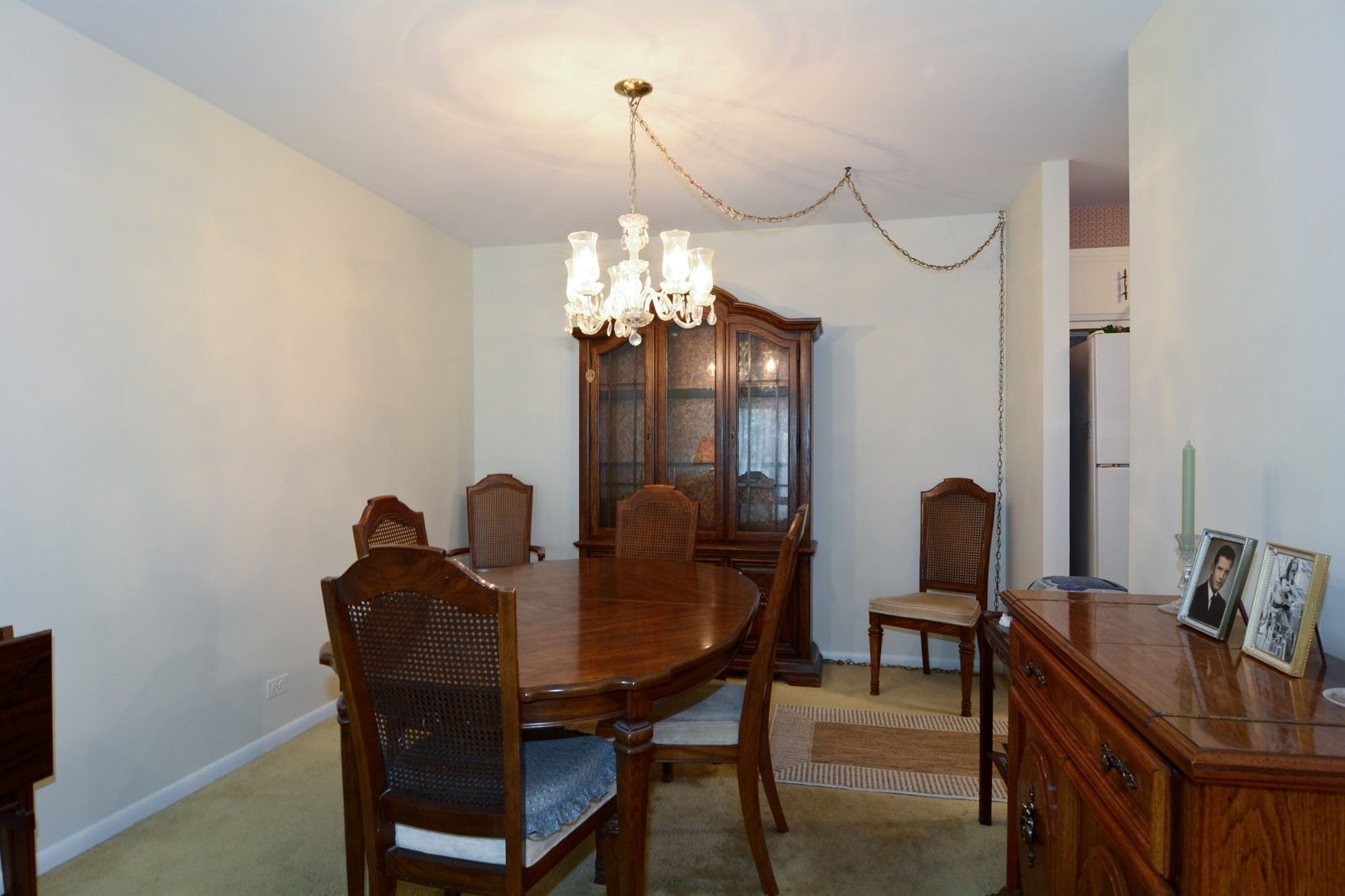Real Estate Photography - 6545 S Main St, Downers Grove, IL, 60516 - Dining Room
