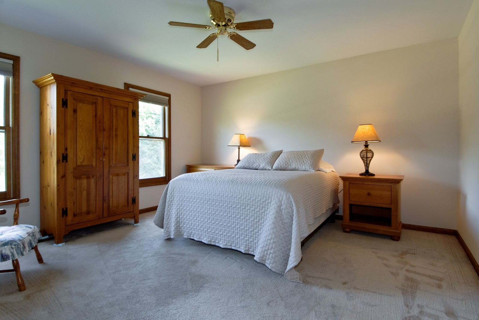 Real Estate Photography - 335 Persimmon Dr, St Charles, IL, 60174 - 4th Bedroom