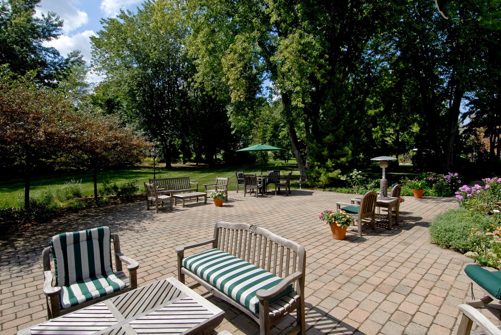 Real Estate Photography - 335 Persimmon Dr, St Charles, IL, 60174 - Back Yard