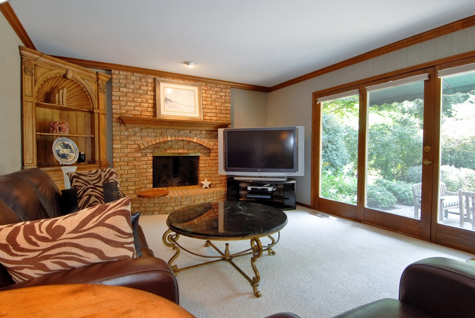 Real Estate Photography - 335 Persimmon Dr, St Charles, IL, 60174 - Family Room