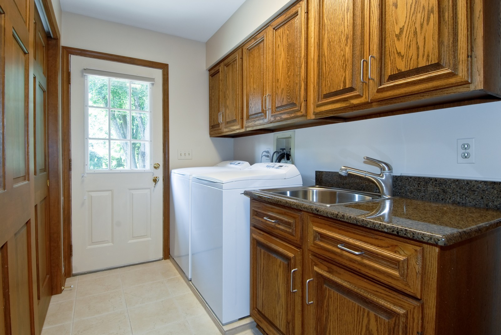 Real Estate Photography - 335 Persimmon Dr, St Charles, IL, 60174 - Laundry Room