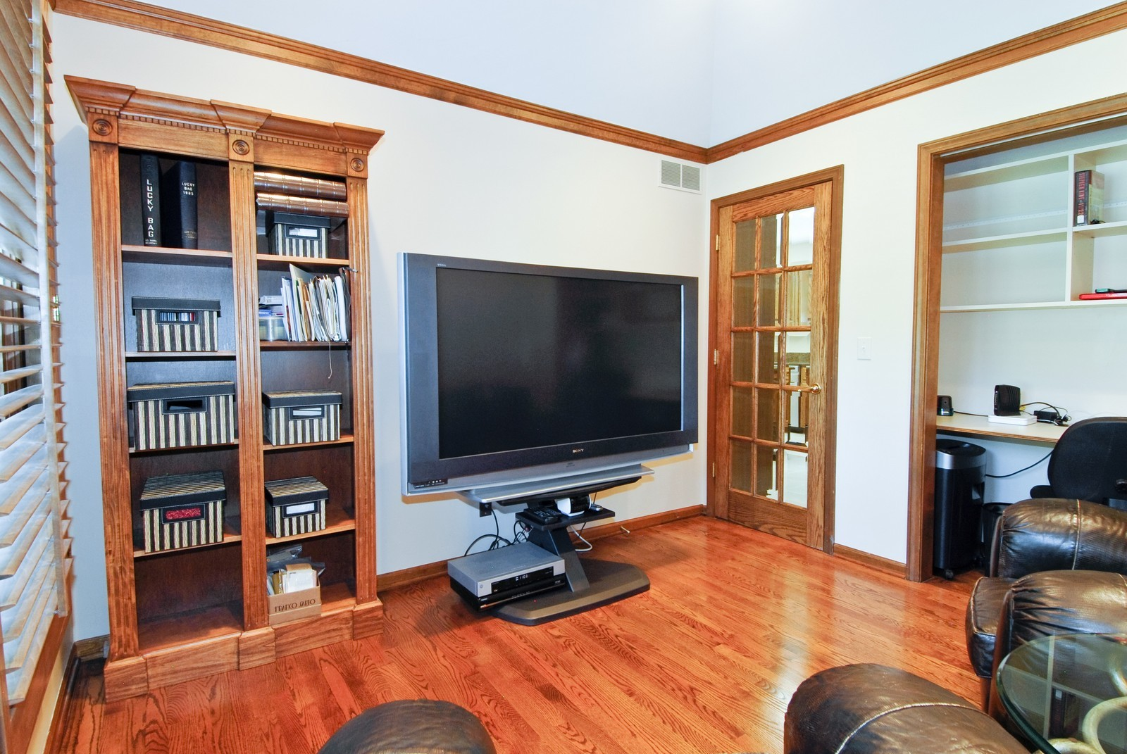 Real Estate Photography - 335 Persimmon Dr, St Charles, IL, 60174 - Den