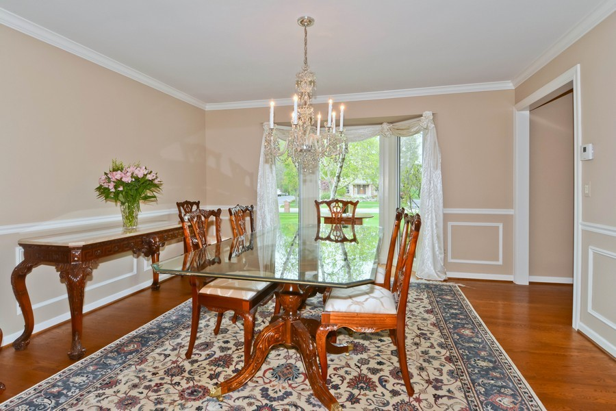 Real Estate Photography - 335 Persimmon Dr, St Charles, IL, 60174 - Dining Room