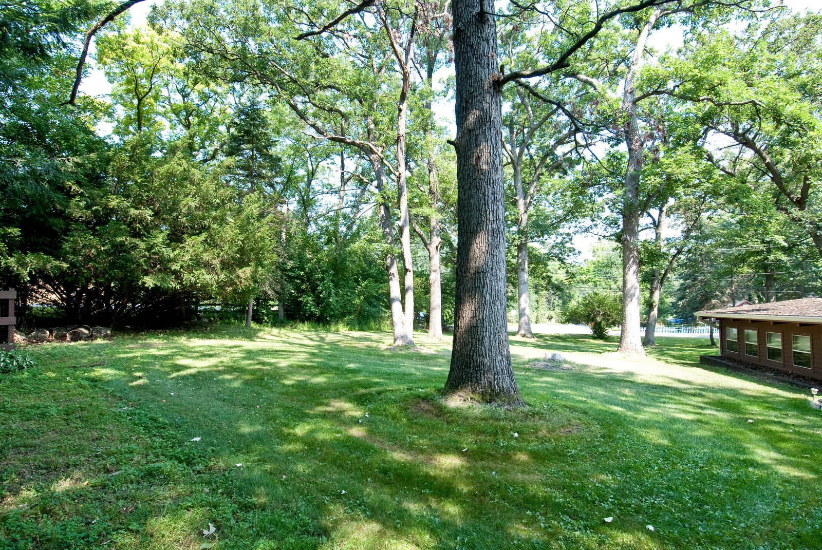 Real Estate Photography - 4603 Wild Cherry Rd, Crystal Lake, IL, 60014 - Back Yard
