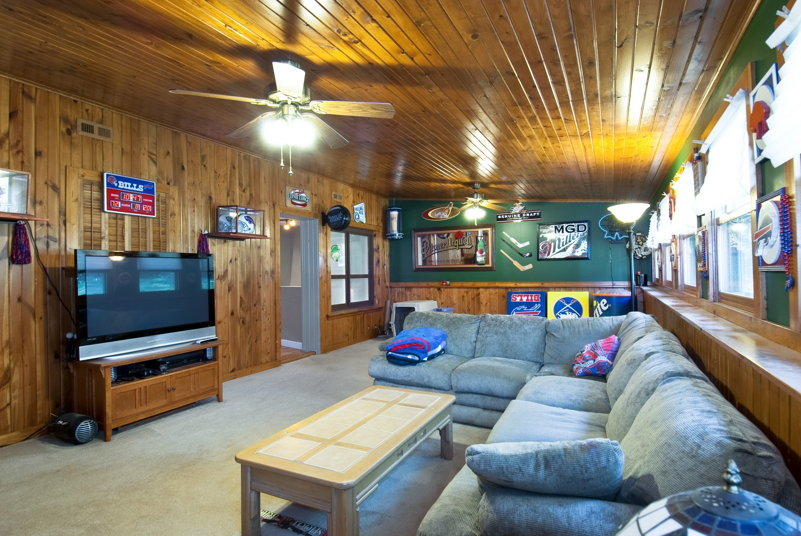 Real Estate Photography - 4603 Wild Cherry Rd, Crystal Lake, IL, 60014 - Family Room