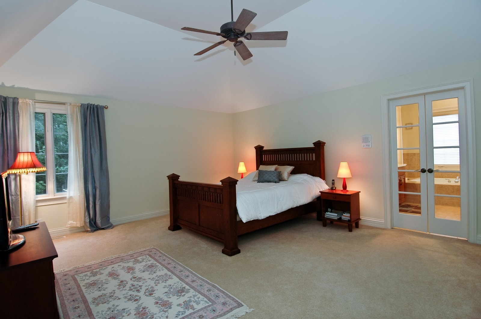 Real Estate Photography - 880 Reserve Ct, South Elgin, IL, 60177 - Master Bedroom