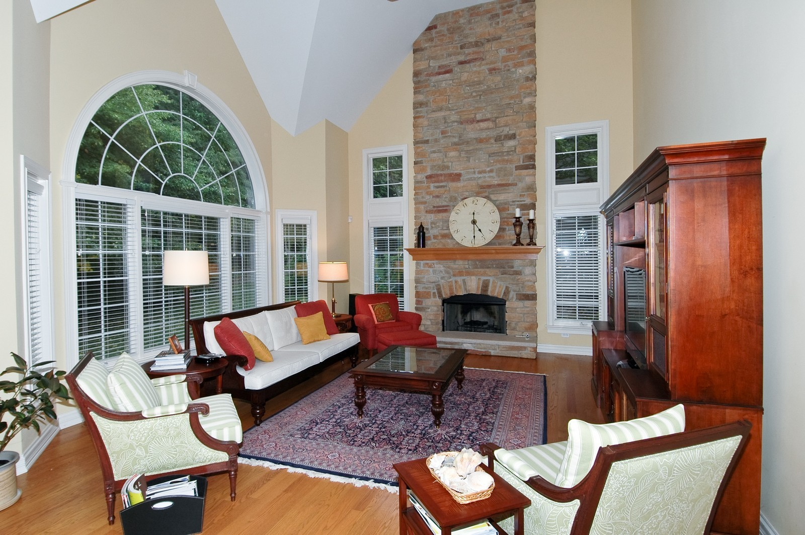 Real Estate Photography - 880 Reserve Ct, South Elgin, IL, 60177 - Family Room
