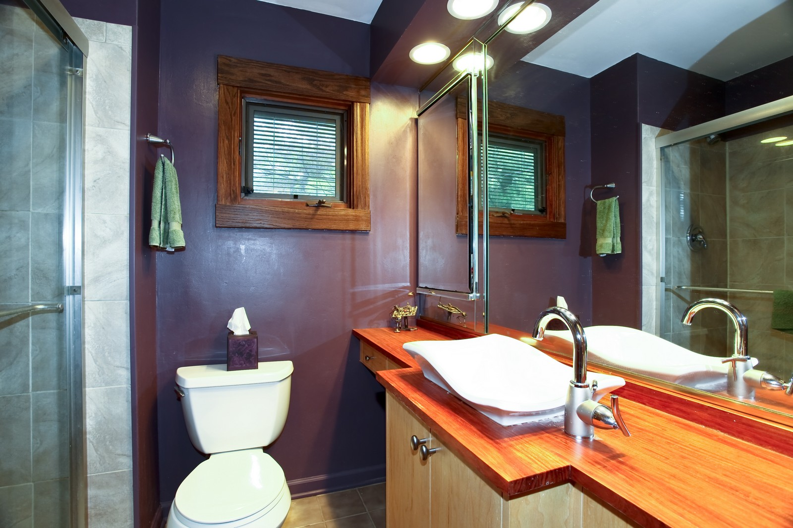 Real Estate Photography - 5332 Riverview Dr, Lisle, IL, 60532 - Master Bathroom