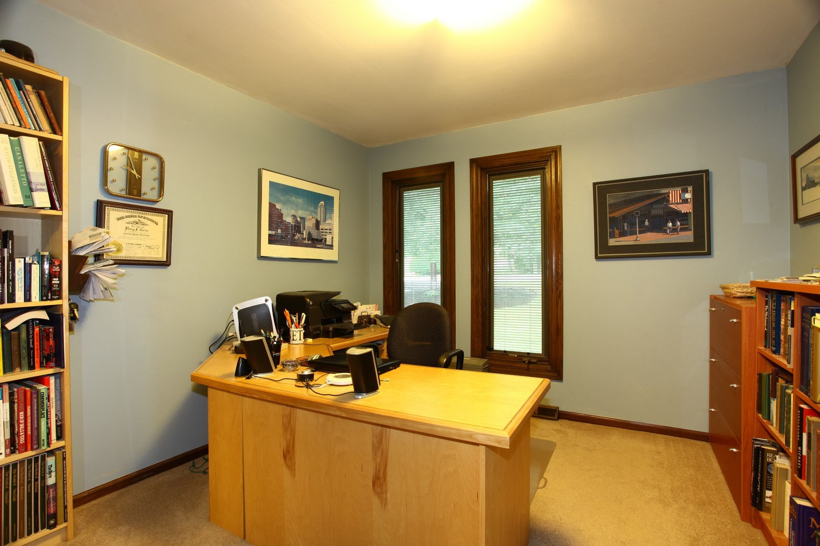 Real Estate Photography - 5332 Riverview Dr, Lisle, IL, 60532 - 2nd Bedroom