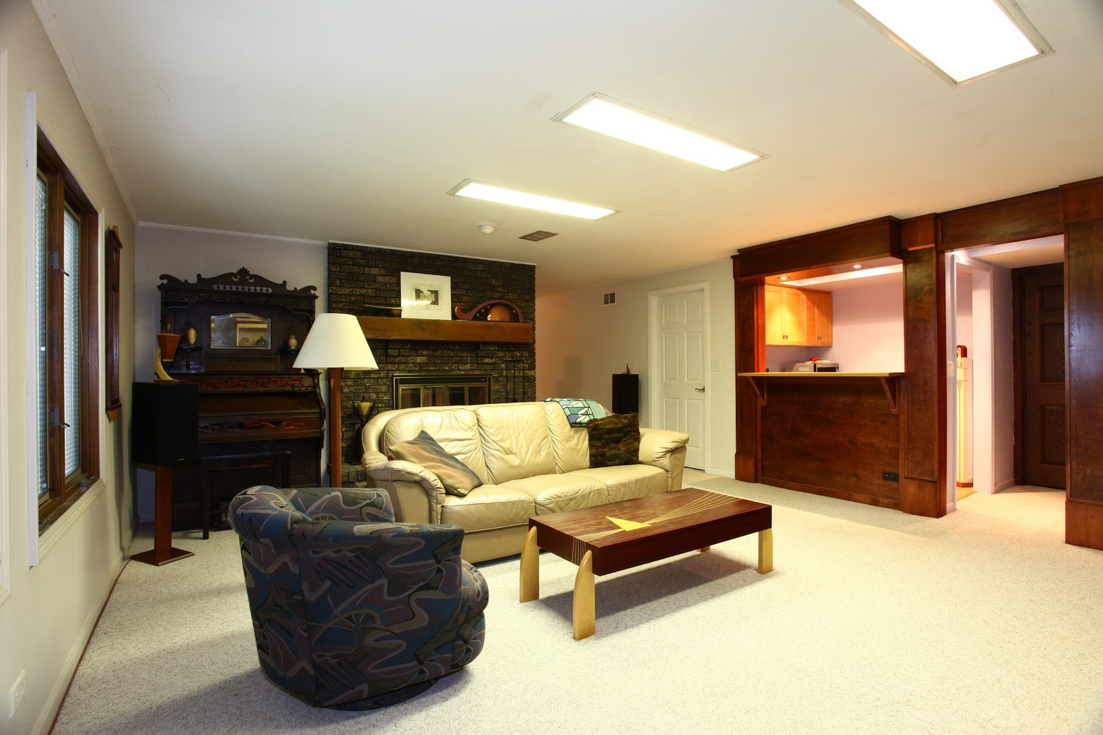 Real Estate Photography - 5332 Riverview Dr, Lisle, IL, 60532 - Basement