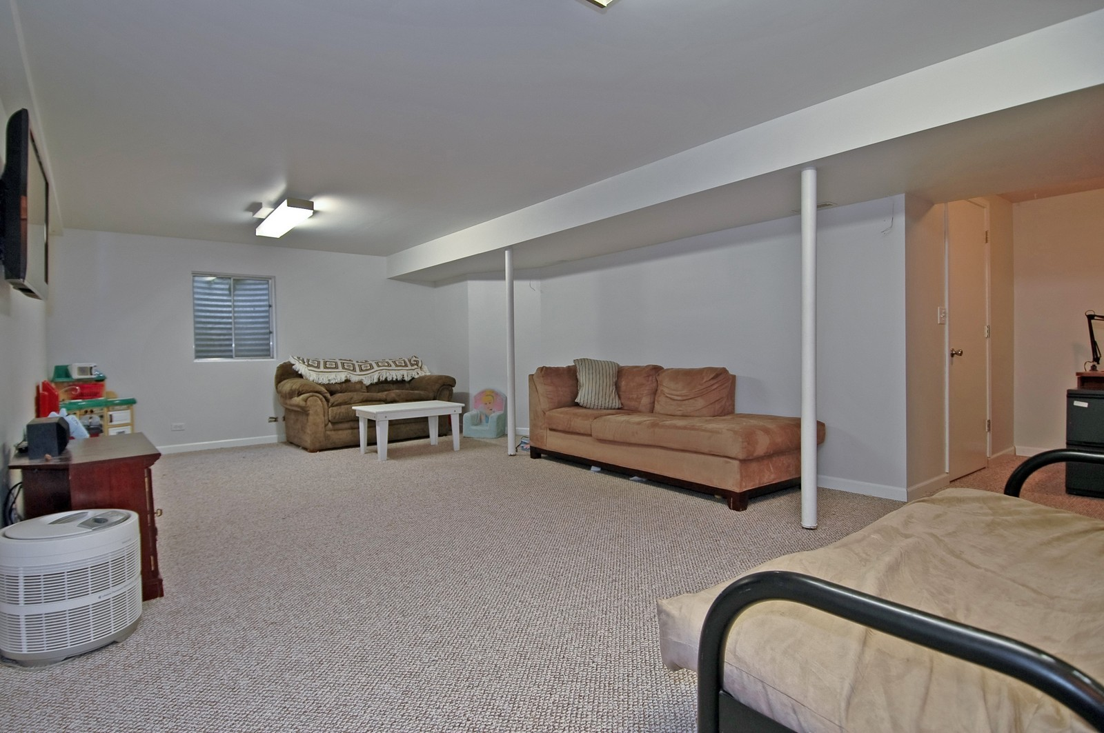 Real Estate Photography - 1055 Meghan Ave, Algonquin, IL, 60102 - Lower Level