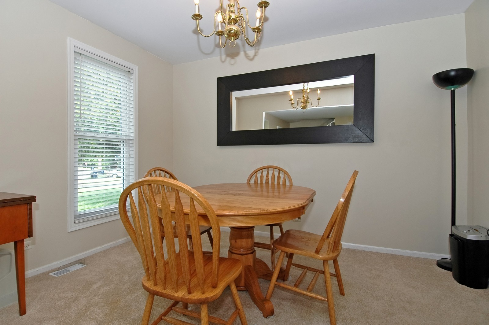 Real Estate Photography - 1055 Meghan Ave, Algonquin, IL, 60102 - Dining Room