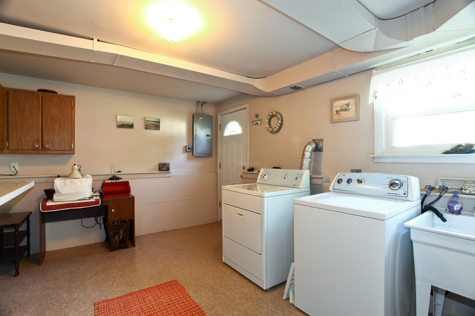 Real Estate Photography - 3949 Main ST, DOWNERS GROVE, IL, 60515 - Laundry Room