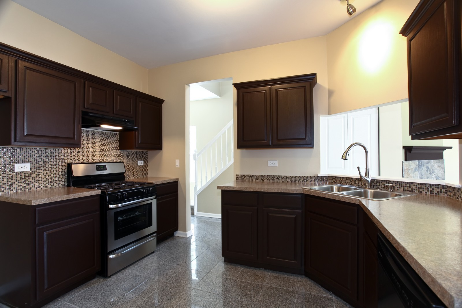 Real Estate Photography - 114 Oakton Dr, Lombard, IL, 60148 - Kitchen
