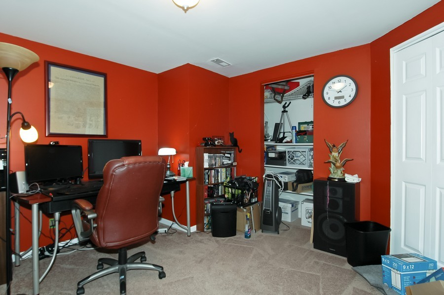 Real Estate Photography - 953 Village, Crystal Lake, IL, 60014 - Office