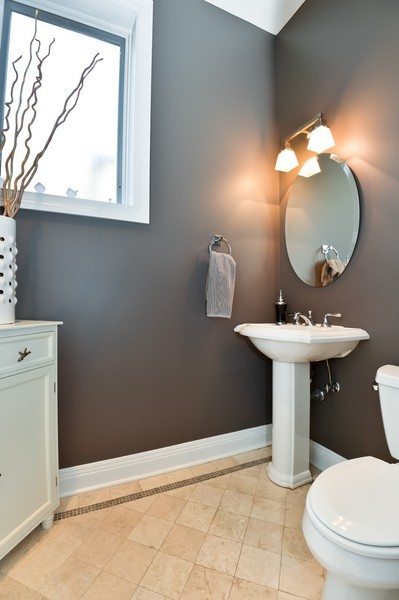 Real Estate Photography - 2512 North Racine Ave, D, CHICAGO, IL, 60614 - Bathroom