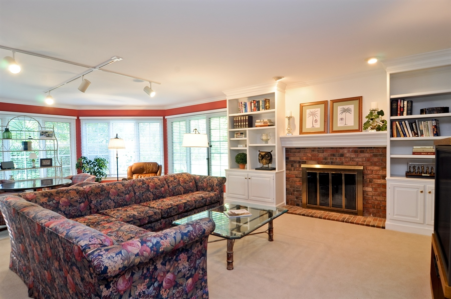 Real Estate Photography - 1215 Meadow Way, BARRINGTON, IL, 60010 - Location 2