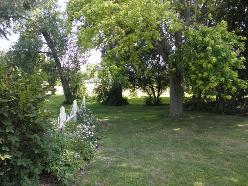 Real Estate Photography - 6105 Raintree, Crystal Lake, IL, 60014 - Back Yard