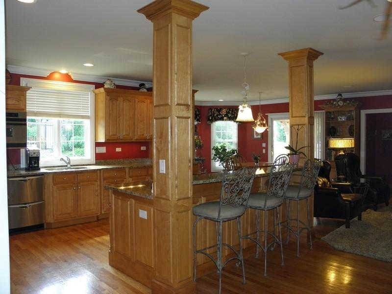 Real Estate Photography - 6105 Raintree, Crystal Lake, IL, 60014 - Kitchen