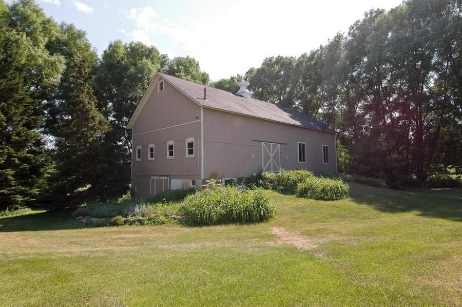 Real Estate Photography - 6105 Raintree, Crystal Lake, IL, 60014 - Barn