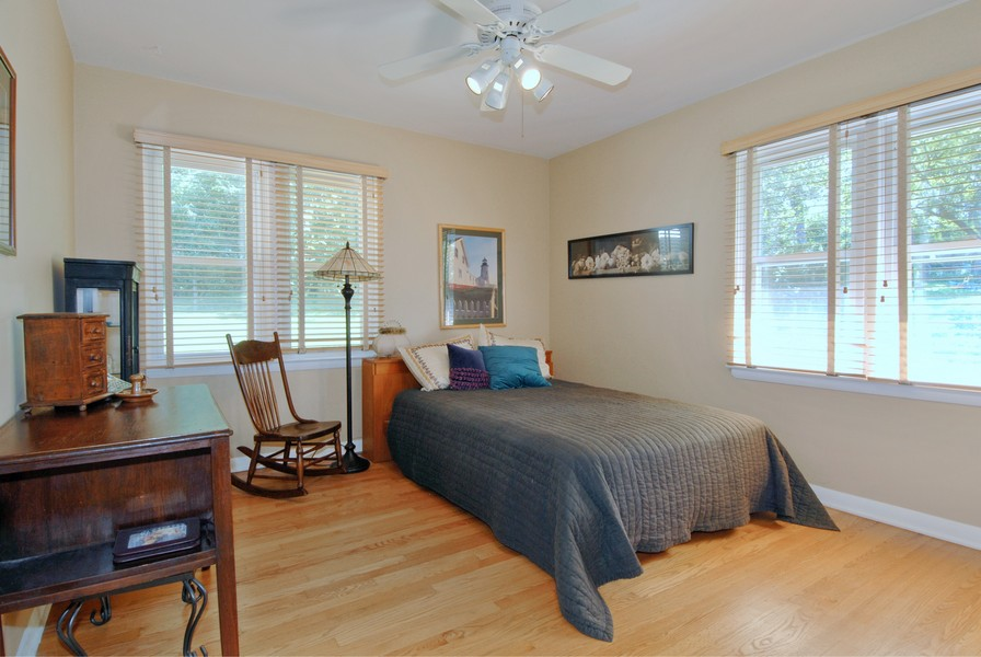 Real Estate Photography - 5149 Riverview DR, LISLE, IL, 60532 - 2nd Bedroom