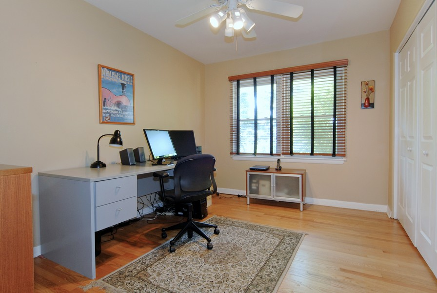 Real Estate Photography - 5149 Riverview DR, LISLE, IL, 60532 - 3rd Bedroom