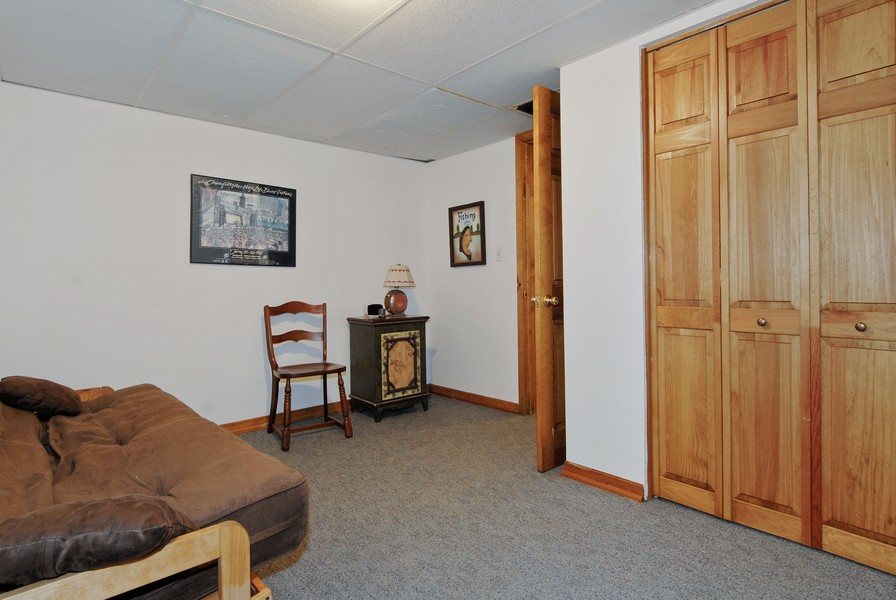 Real Estate Photography - 5149 Riverview DR, LISLE, IL, 60532 - 4th Bedroom