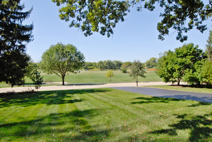 Real Estate Photography - 5149 Riverview DR, LISLE, IL, 60532 - Front Yard