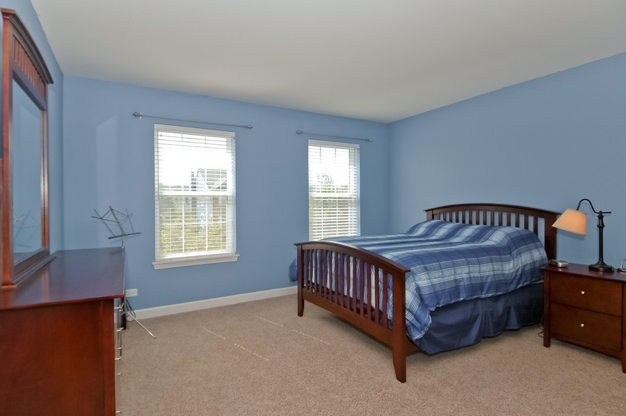 Real Estate Photography - 430 Wentworth Cir, CARY, IL, 60013 - 2nd Bedroom