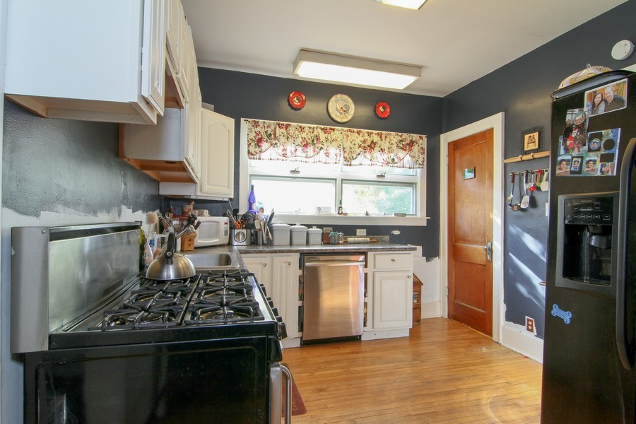 Real Estate Photography - 339 Cottage Ave., Glen Ellyn, IL, 60137 - Kitchen