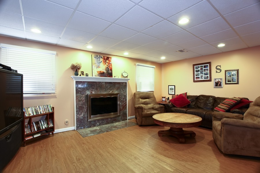 Real Estate Photography - 312 Spring Ave., GLEN ELLYN, IL, 60137 - Basement