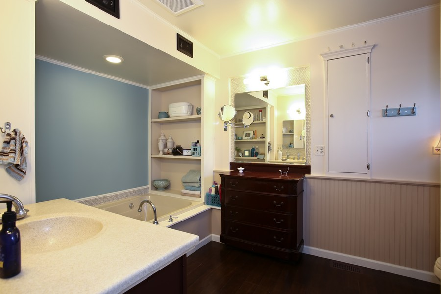 Real Estate Photography - 3230 Drew ST, DOWNERS GROVE, IL, 60515 - Master Bathroom