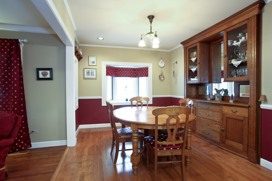 Real Estate Photography - 3230 Drew ST, DOWNERS GROVE, IL, 60515 - Dining Room