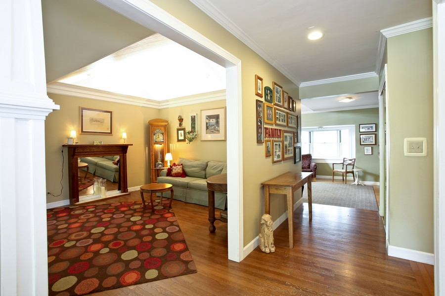Real Estate Photography - 3230 Drew ST, DOWNERS GROVE, IL, 60515 - Foyer