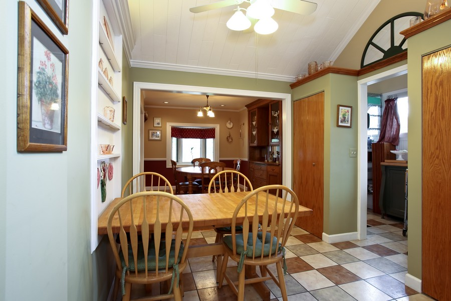 Real Estate Photography - 3230 Drew ST, DOWNERS GROVE, IL, 60515 - Breakfast Area