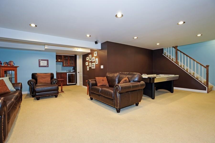 Real Estate Photography - 799 Parker Ct, GENEVA, IL, 60134 - Basement
