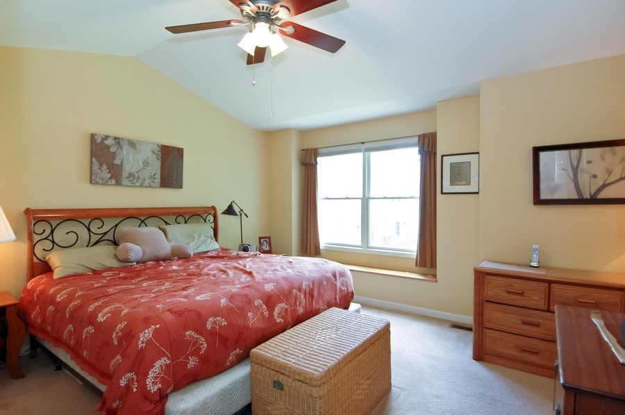 Real Estate Photography - 9165 Falcon Greens Dr, Lakewood, IL, 60014 - Master Bedroom