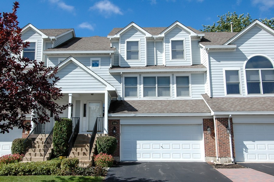 Real Estate Photography - 9165 Falcon Greens Dr, Lakewood, IL, 60014 - Front View
