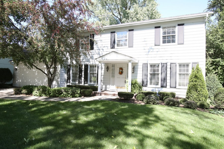 Real Estate Photography - 1450 Wood Ave, Downers Grove, IL, 60515 - Front View