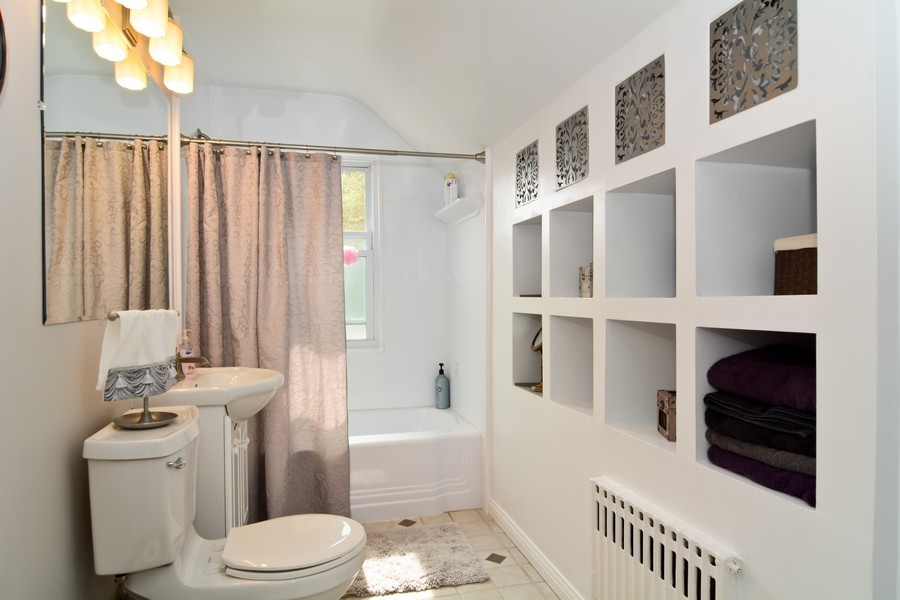 Real Estate Photography - 522 Childs St, Wheaton, IL, 60187 - 2nd Bathroom