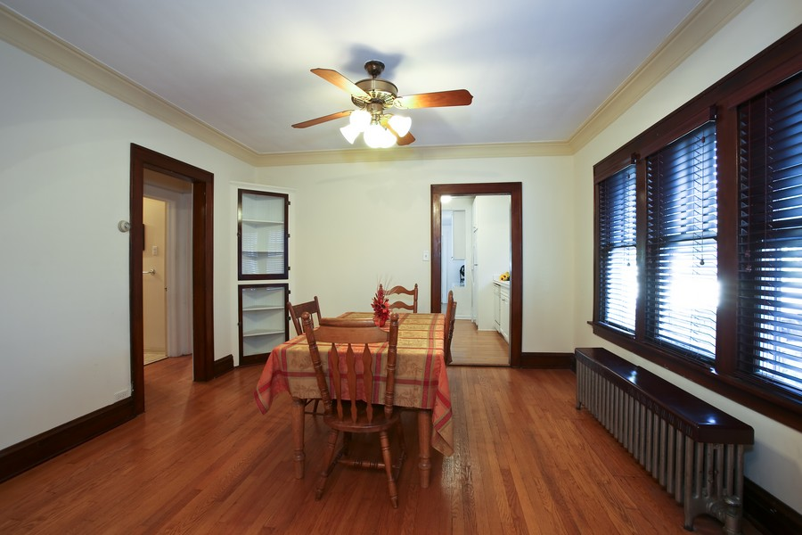 Real Estate Photography - 25 South Summit St, Villa Park, IL, 60181 - Dining Room