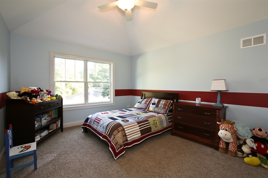 Real Estate Photography - 436 Davis, Downers Grove, IL, 60515 - Bedroom 3