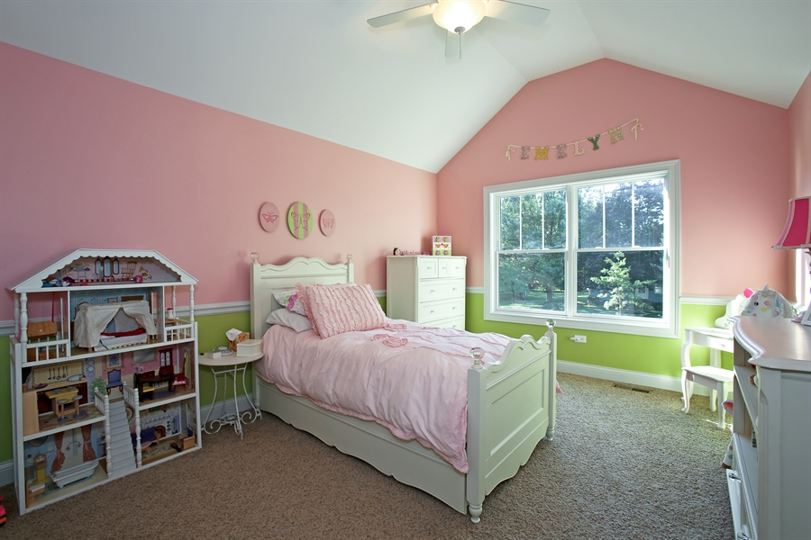 Real Estate Photography - 436 Davis, Downers Grove, IL, 60515 - Bedroom 4