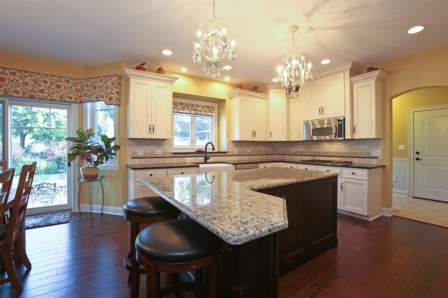 Real Estate Photography - 436 Davis, Downers Grove, IL, 60515 - Kitchen